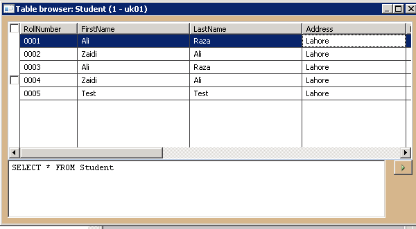 Dynamics Ax 2012: Very simple report in dynamics ax 2012