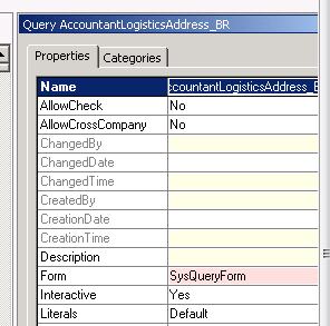 Dynamics Ax 2012 : Exploring the Cross company Queries in dynamics Ax 2012