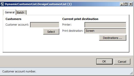 Exploring Report Controller class in dynamics AX 2012 R3