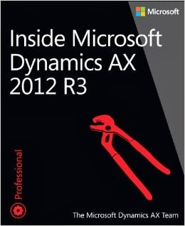 """Book """"Inside Microsoft Dynamics Ax 2012 R3"""" is now available"""