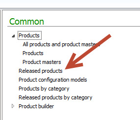 Product Management in Dynamics Ax 2012 R3 Part 2