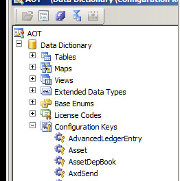 How to create a new module in dynamics Ax 2012
