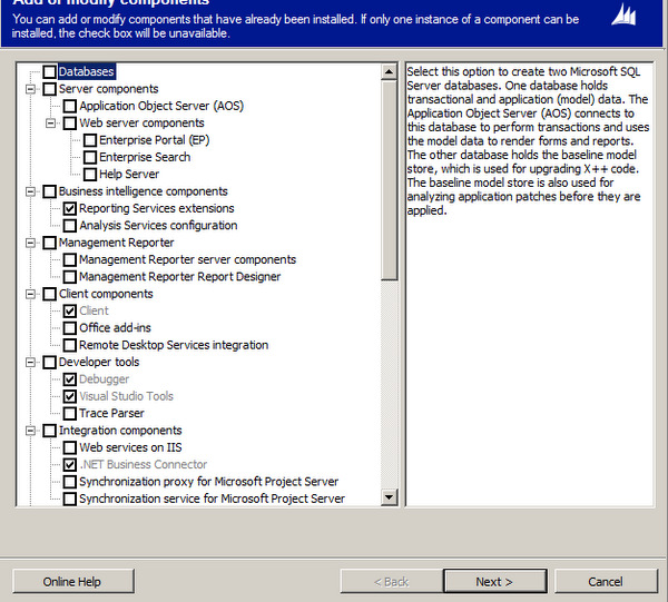 Step by Step guide to install Reporting extensions (SSRS) for Dynamics Ax 2012 R3