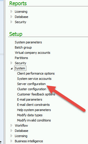 Exploring data cache in Dynamics Ax 2012