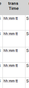 Time field on SSRS shows time format  Report  Dynamics Ax 2012