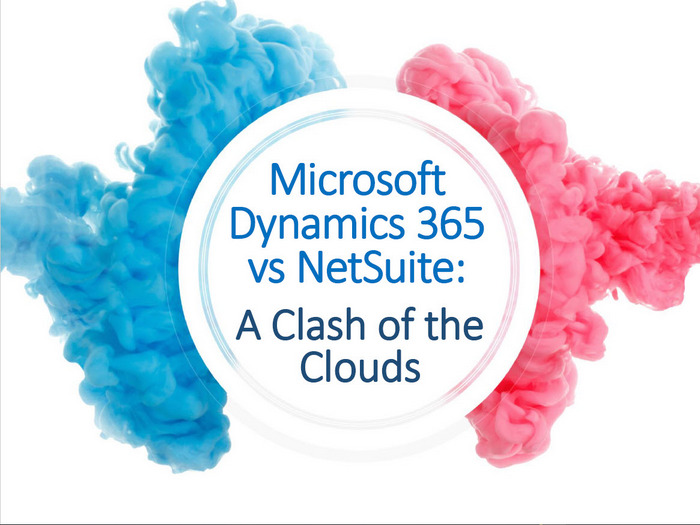 Microsoft Dynamics 365 vs NetSuite White Paper by Merit solutions