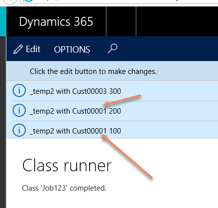 Data manipulation tip 2 Dynamics ax 2012 and D365 of Operations  Table initialization method.